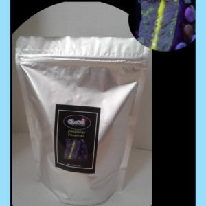 Food Glow One Pound Powder Mixer all natural.